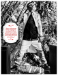 Singer Austin Mahone Models Robin's Jean For YRB Magazine