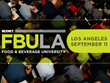 BevNET Food & Beverage University (FBU) Comes to Los Angeles on...