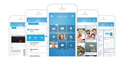 Inboxcube iOS Mail App