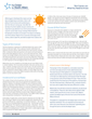 Policy Snapshot Examines Skin Cancer Facts