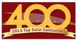 Top 400 Solar Contractors