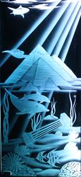 Etched-Glass-Illuminated-Shower