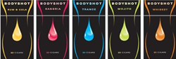 Gotham Cigars adds Bodyshot Filtered Cigars to its selection of flavored cigars.