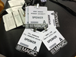 Speaker badges from WWDMAGIC
