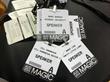 Speaker badges from WWDMAGIC