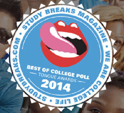 niche ballots, promotions, Study Breaks magazine, college