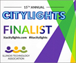 INXPO Named Finalist for 2014 ITA CityLIGHTS Award