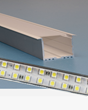 Outwater's L-Task-8F Profile for 120V LED Brite Lite Flex Double D-Lite