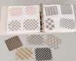 Outwater's Woven Wire Grille Sample Kit