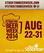 Stockton Beer Week, Celebrating Craft Beer and Microbrews, Returns for...
