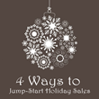 How to jump start holiday sales for local small business
