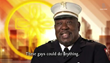 James Rocky Robinson, a retired FDNY Emergency Medical Services captain, now Commanding Officer of the Bedford Stuyvesant Volunteer Ambulance Corps.