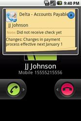 Extended Caller Identification