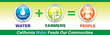 California Farmers Deliver Relief to Food Banks Throughout the State...