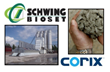 Schwing Bioset, Inc. annouces Corix Control Solutions LP as Mining Representative