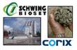 Schwing Bioset, Inc. annouces Corix Control Solutions LP as Mining Representative