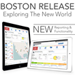 AMP Technologies Announces Its Boston Release Customized For The Real...