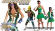 Coming Soon Teenage Mutant Ninja Turtle Costumes via Trendyhalloween.com