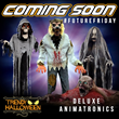 Coming Soon Halloween Animatronics via Trendyhalloween.com