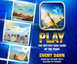 The Highly Acclaimed Enemy Dawn Game App Rolls Out Of The App Store...