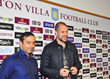 diamond dealer direct sponsors Aston Villa Captain