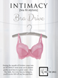 INTIMACY {bra fit stylists} Hosts Bra Drive for National Charity