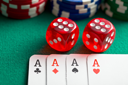 How entrepreneurs are like professional poker players