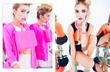 Neon clothing