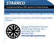 Starrco Begins New Partnership With Storage & Distribution Systems