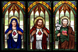 Associated Crafts Installs New Stained Glass Windows for St. Mary...