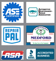 ER Automotive Certifications