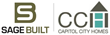 Capitol City Homes Announces Strategic Partnership With Sage Built