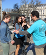 Bordeaux Scientologist reaches out to youth in his city with factual information on the most commonly used drugs.
