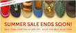 Footwear etc. Announces Its Annual Summer Shoe Sale