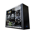 Velocity Micro® Announces the Immediate Availability of the Industry's Most Power-Capable mATX Chassis