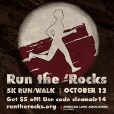 Run the 'Rocks 2014
