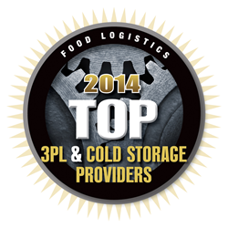 AFN is Food Logistics Top 3PL