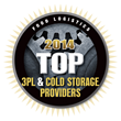 AFN Recognized by Food Logistics as Top 3PL & Cold Storage...