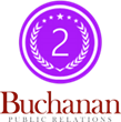 Second Best Public Relations Firm Named as Buchanan PR by 10 Best PR