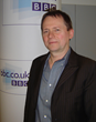 Andrew Quested, SMPTE UK Section Manager and BBC
