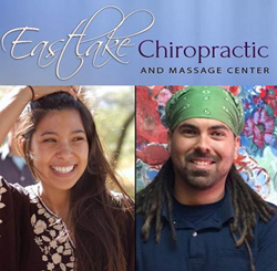 Rina Lang and Mike Larios of Eastlake Chiropractic and Massage in Seattle, WA