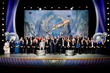 Winners and judges from L. Ron Hubbard Awards Ceremony 2014.