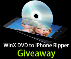 DVD Ripper Giveaway for iPhone 6 Release