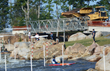 Mabey's Panel Bridge System Provides Access to Dry Land Over Whitewater Course in ICF Canoe Slalom World Championships