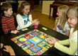 The First Patented Children's Health and Fitness Board Game.  