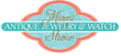 Miami Antique Jewelry & Watch Show Logo