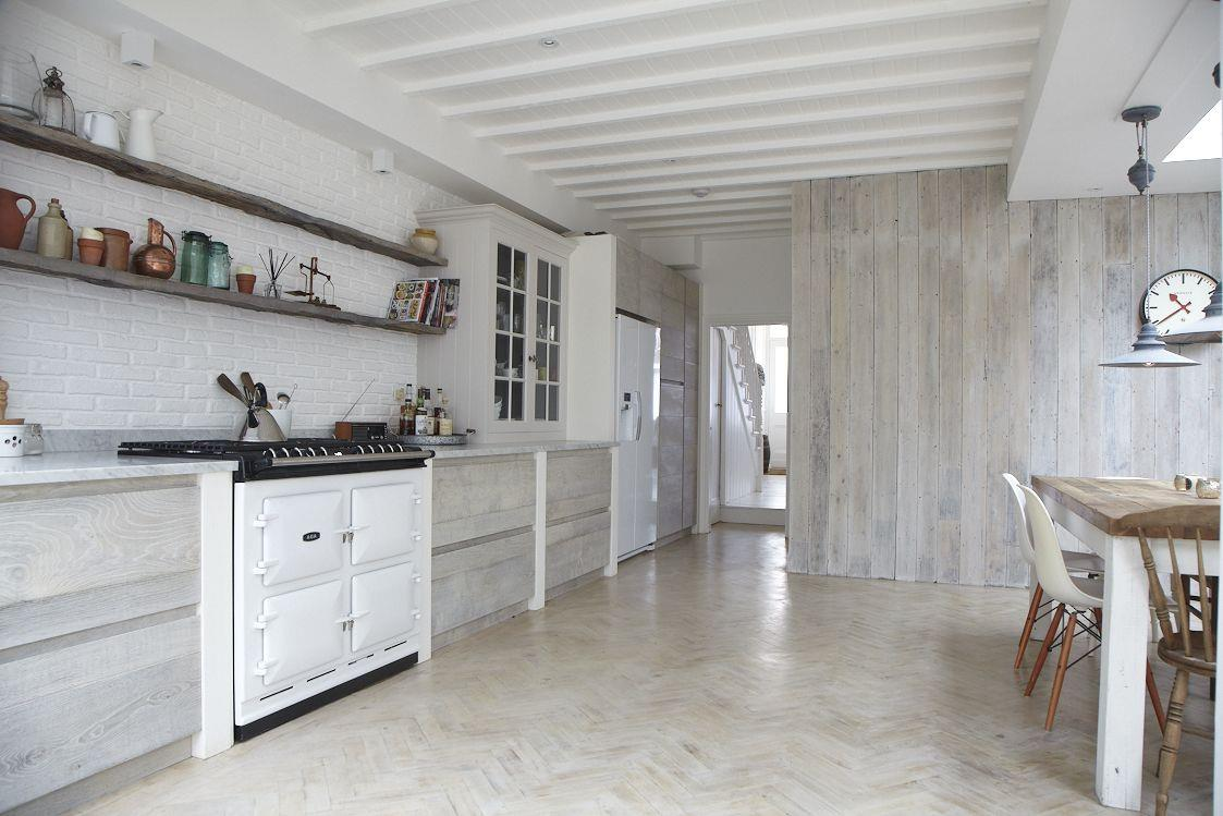 Henderson and Redfearn unveils the new handmade Driftwood Kitchen ...
