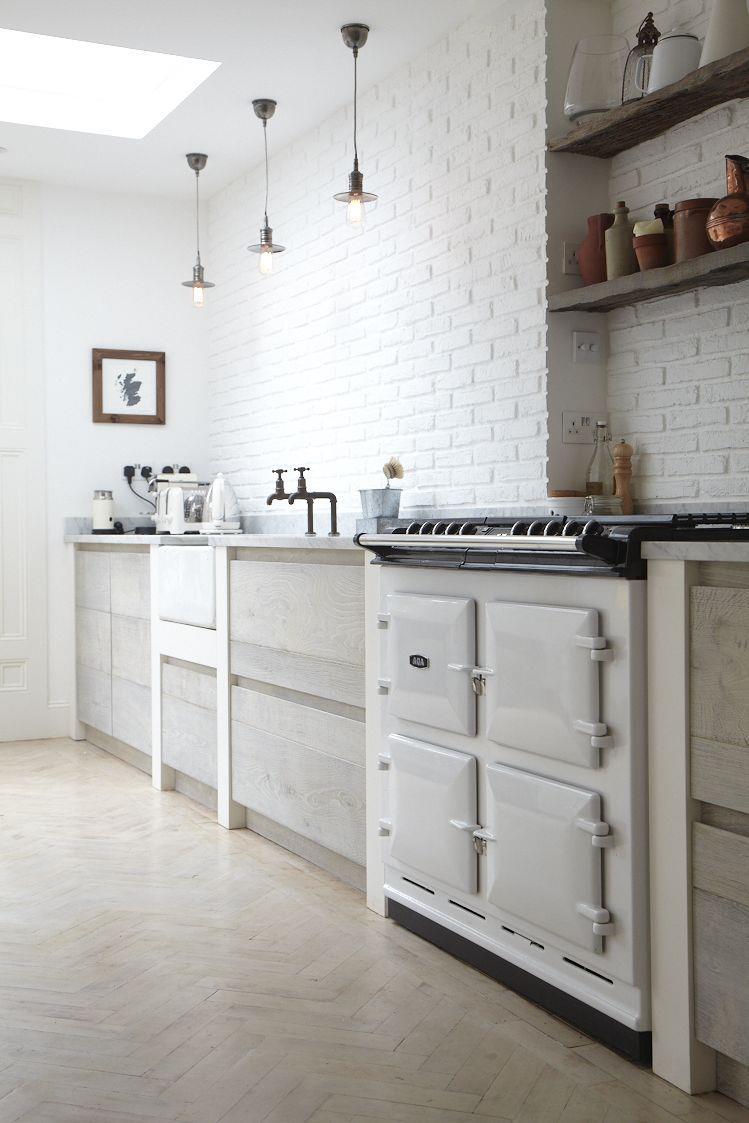 Henderson and Redfearn unveils the new handmade Driftwood Kitchen range