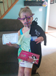 Michigan Girl Honored as Hero of the Month