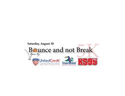 Bounce and not Break 5K